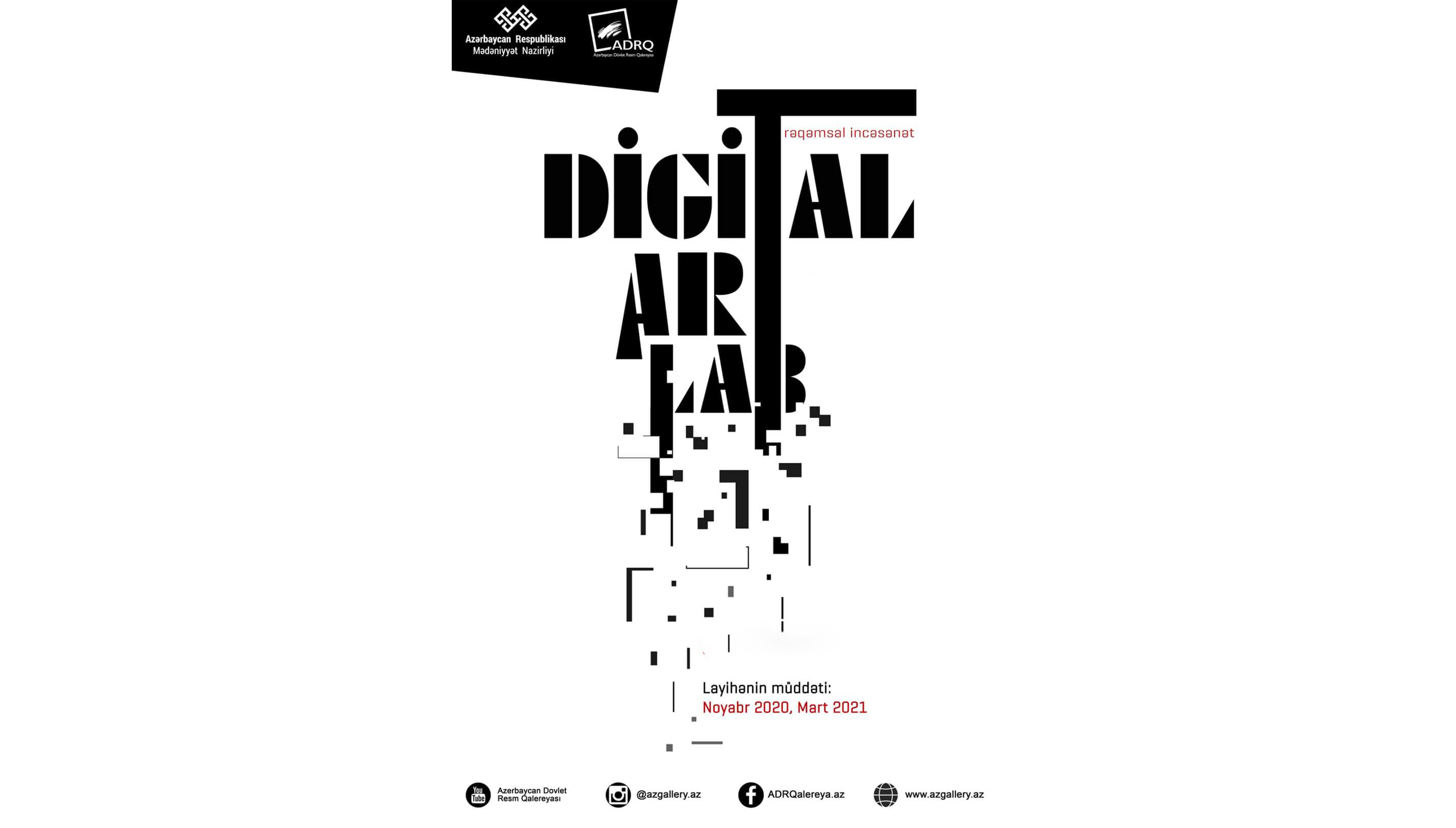"""""""Digitalart-lab"""" layihəsinin növbəti mərhələsinə start verilir."""