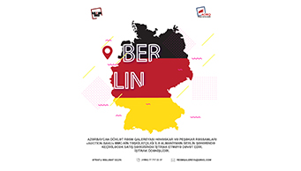 The sale exhibition will be held in Berlin, Germany.