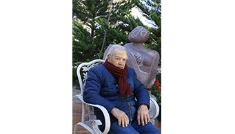 Fazil Nəcəfov- 85 illik heykəltəraş ömrü
