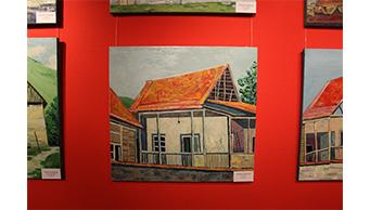 Сарыбаш (совместная выставка Фархада Ялгузага и Назима Мамедова)