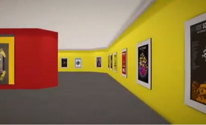"""Azerbaijan State Art Gallery  held a virtual exhibition """"Global message"""""""
