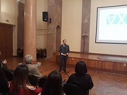AXIN group presentation
