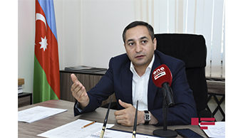 "A Director of Azerbaijan State Art Gallery Galib Gasimov: ""An exporting of paintings of some of the most renowned artists is not advisable."""